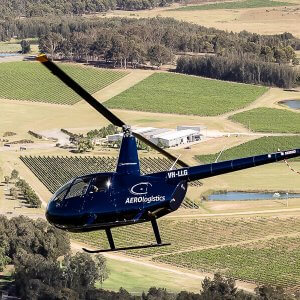 Helicopter experience feature hunter valley flight tour