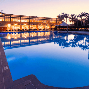 CP Hunter Valley Resort Pool