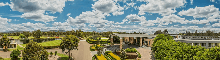 The city of the Hunter Valley