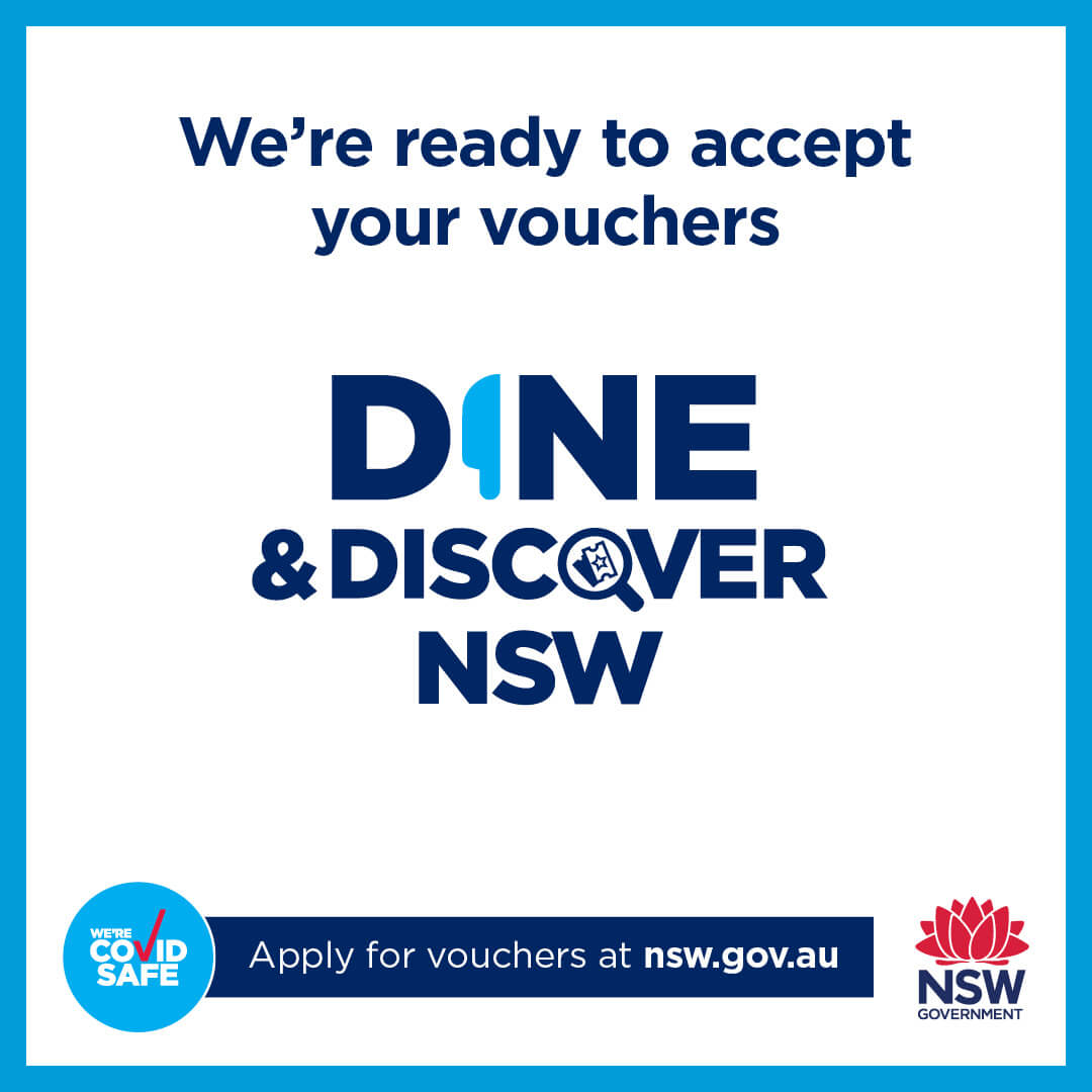 dine discover NSW